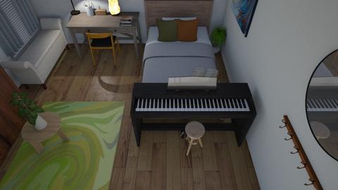 quartorealista - Classic - Bedroom  - by eloisaaa