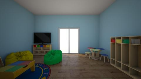 childrens - Kids room  - by batzyns