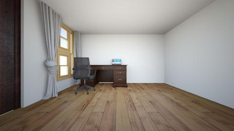My room  - Minimal - Office  - by anant24