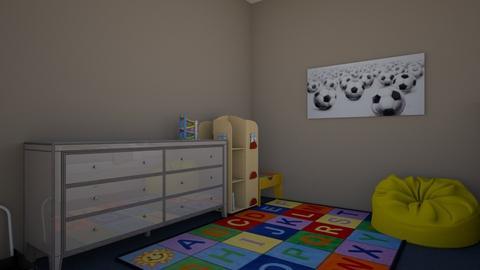 brothers room  - Kids room  - by abbeyharris_