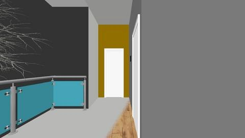 PRUEBA 1 - Modern - Bedroom - by HARCHO