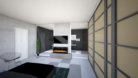 masterbedroom7 - Modern - Bathroom  - by yaara shemesh