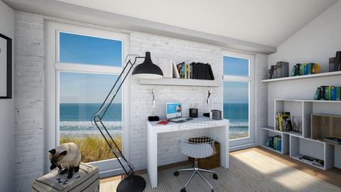 office size - Office  - by Mounir HSSIN