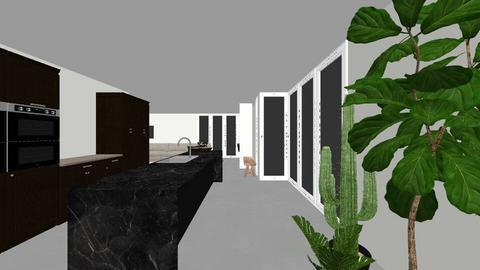 Beneden - Living room  - by PieterRuth