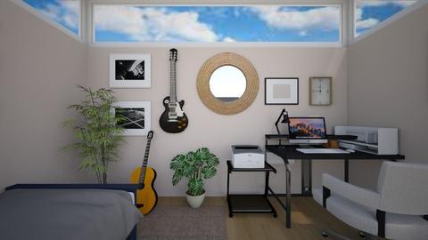Bedroom ARVT3 2 - Modern - Bedroom  - by alilabs