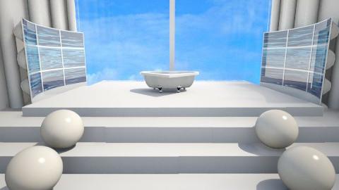 Calmness - Modern - Bathroom  - by Nurummairah