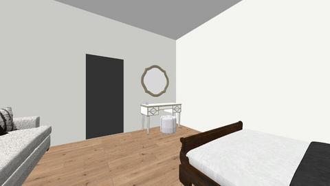 Dream Bedroom Final - Bedroom  - by emilyhuf3589