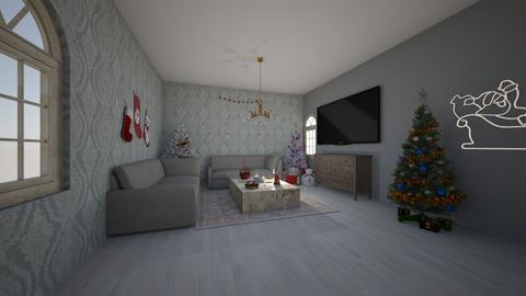 bells are ringing - Living room  - by 7087755443