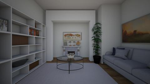 living room - Living room  - by claudiam89