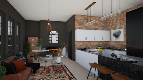 cucina - Kitchen  - by Aluccia1980