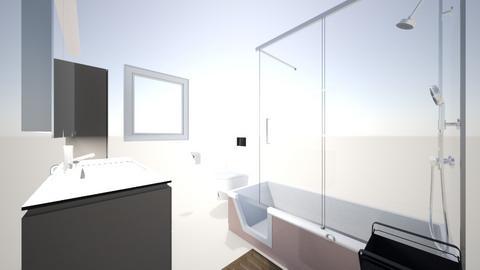 Final Project Bathroom - Bathroom  - by Brooks_Designer