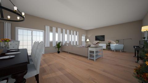 My living room - Living room - by roos_kusje