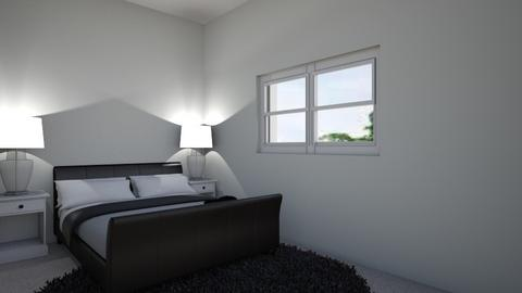 Modern Apartment Bedroom - Modern - Bedroom  - by AbigailTrice34