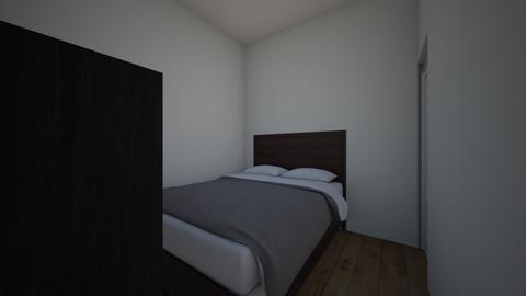 Guestroom - Modern - Bedroom  - by TyeDie24