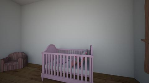 Kids Bedroom Girls - Kids room  - by Bluelover200