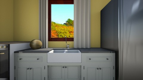 tiny house  - by Konah