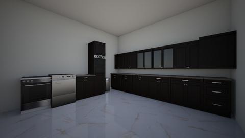 Kitchen - Modern - Kitchen  - by lolitaaaaa