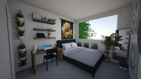 room style 2 - Bedroom  - by charlottehurley