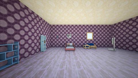 Hunters room - Kids room - by TaliaP