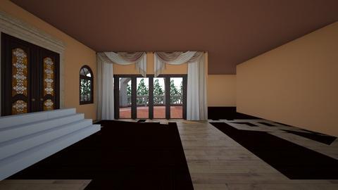 livingroom - by juliafa