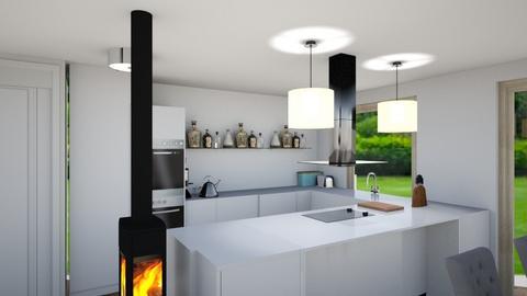 New kitchen - by Donna120