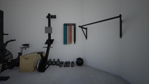 Updated Townhouse Garage Gym - by rogue_4ca3eff48993caba716170ebc473d