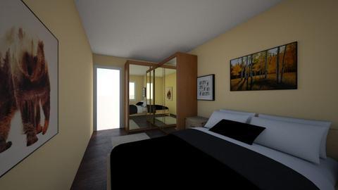 halo - Bedroom  - by kcsanad92