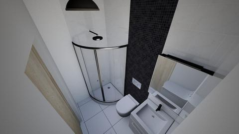 Kosmonautow 2 9 Lazien v3 - Bathroom - by KBI