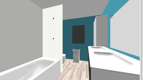 kids bathroom - Bathroom  - by elkeab