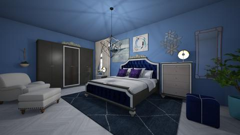 Royal Slumber - Glamour - Bedroom - by Alima5A