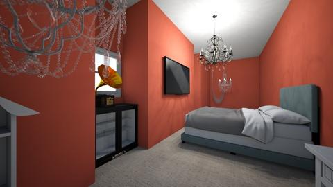 okie - Bedroom  - by ImaRat
