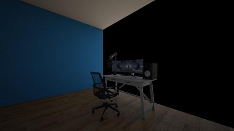 ray - Office  - by raytanaka