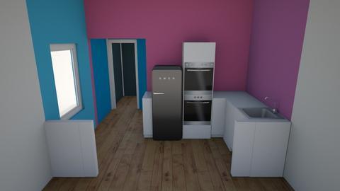 kitchen adapted  - Kitchen  - by betty_bird