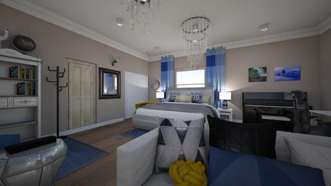 Micah future bedroom - Bedroom  - by amynicole0920