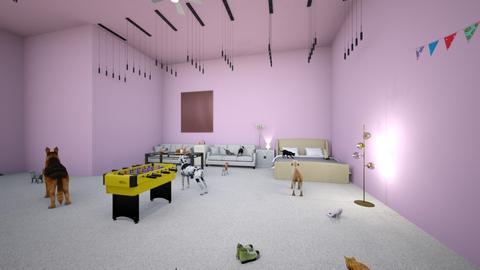 mckinzi dream room - Bedroom  - by mckinzifunny15