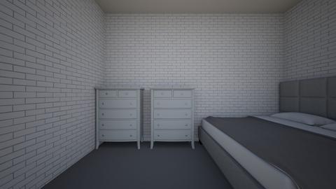 Hab1 - Modern - Bedroom  - by Alison1806