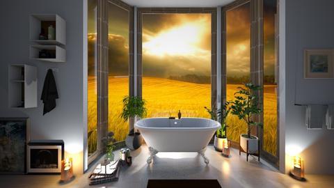 Bathroom - Bathroom  - by I designs