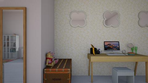 Rose 5 - Bedroom  - by park7