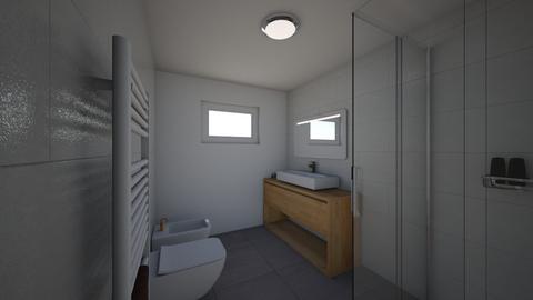 Bathroom up new - Bathroom  - by Olgita888