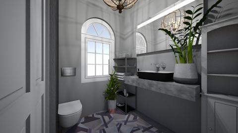 bathroom mansion - Bathroom  - by acorrigan
