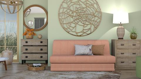 Futon_5 - Living room  - by milyca8