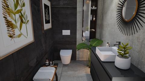 toilet - Bathroom  - by Sirtzuu93