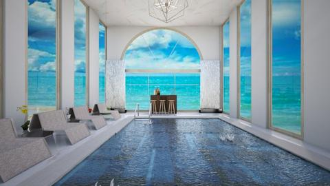 Oceanside Pool - by zschmitt