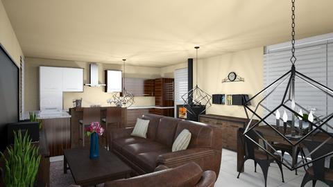 House - Modern - by melanie99