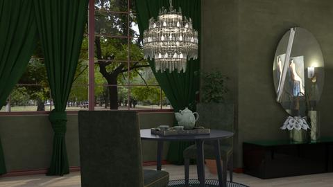 The Royal Chandelier - by nat mi