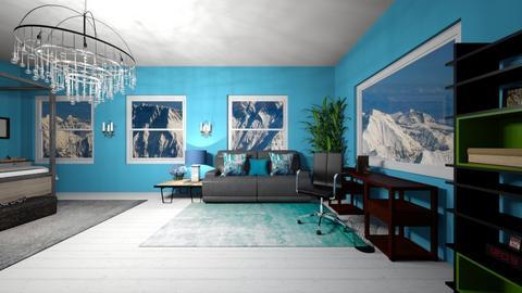 eac baile 4 - Vintage - Bedroom  - by c gabhann