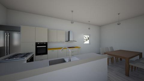 its the kitchen hear - Kitchen  - by Dj panda