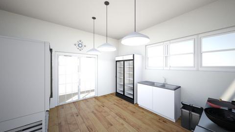 kitchen industri - Modern - Kitchen  - by gabrielle lety clearesta