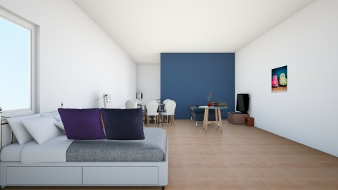 appartment 1 - by the desingner