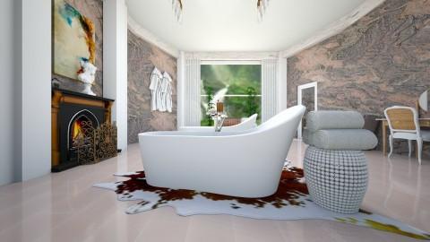 Marble 001 - Classic - Bathroom  - by decordiva1